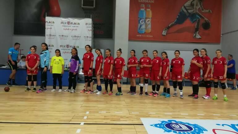 Handbalistele s-au calificat la turneul final