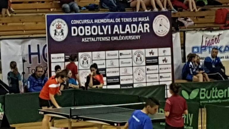 "Participare la Memorialul ""Doboly Aladar"""