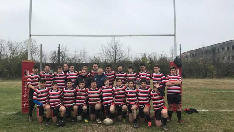 Victorie pentru rugbyști la Galați