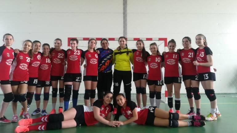 Handbalistele au învins CSO Tricolorul Breaza