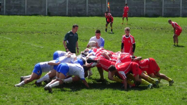 Două victorii pentru echipele de rugby