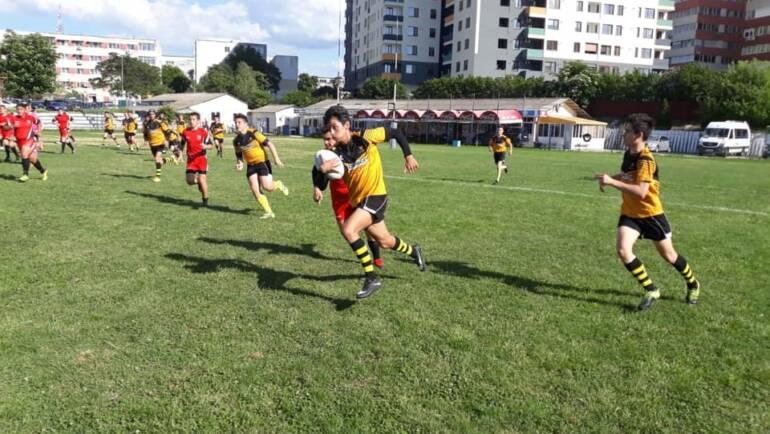 Rugbyștii vor lupta pentru bronz cu CSS Tecuci