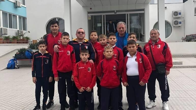 ACSOV Pantelimon la Concursul Național Individual de Lupte